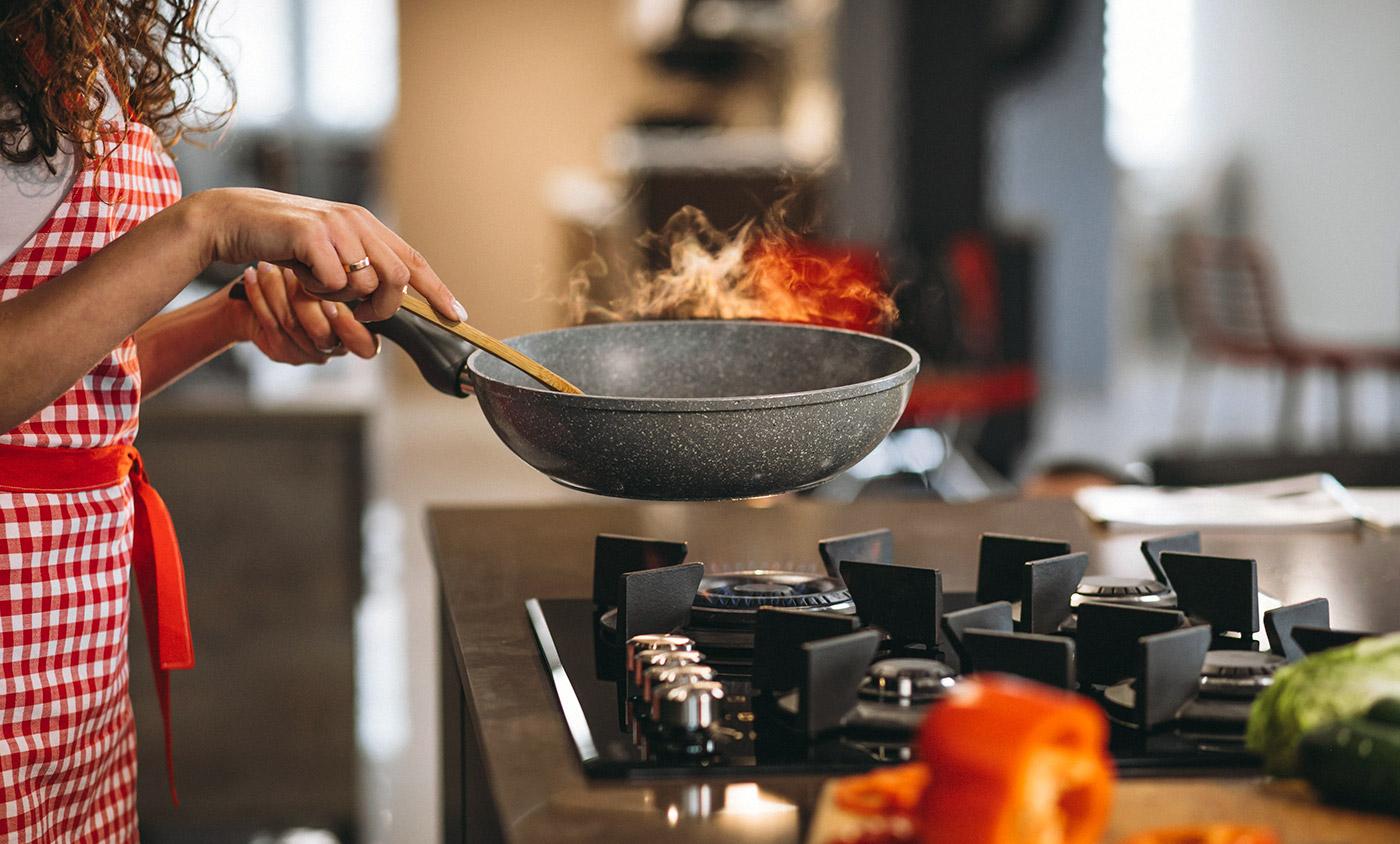 روش های طبخ غذا
